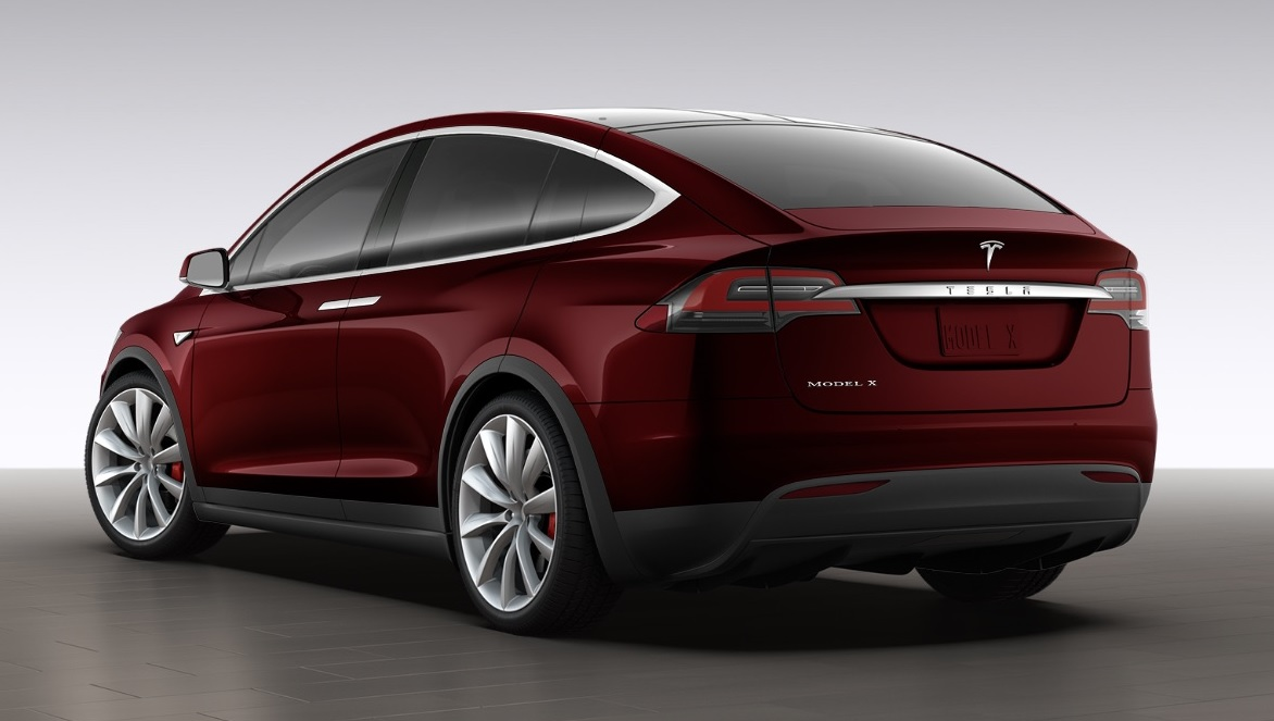 Tesla Model X - технические характеристики и комплектации