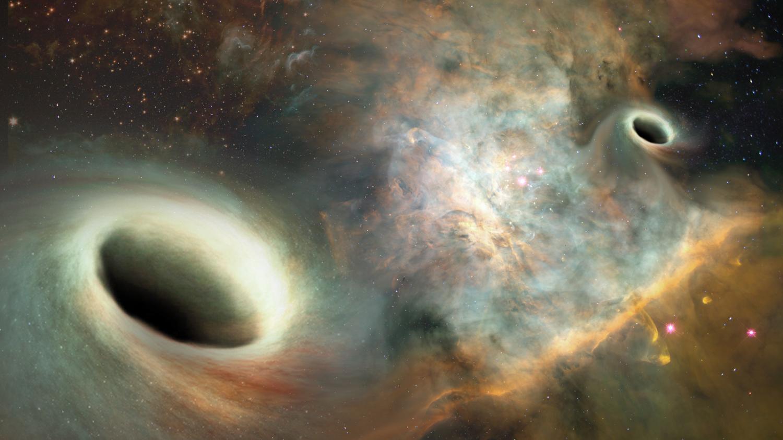 Фото картинки черных дыр