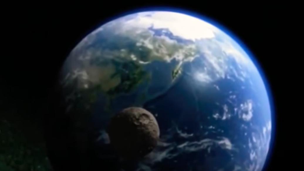Странник во времени показал столкновение Нибиру с Землей