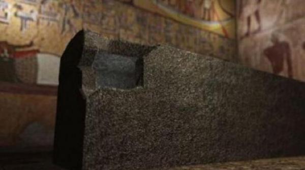 В Египте ученые нашли черные саркофаги и заявили об их инопланетном происхождении