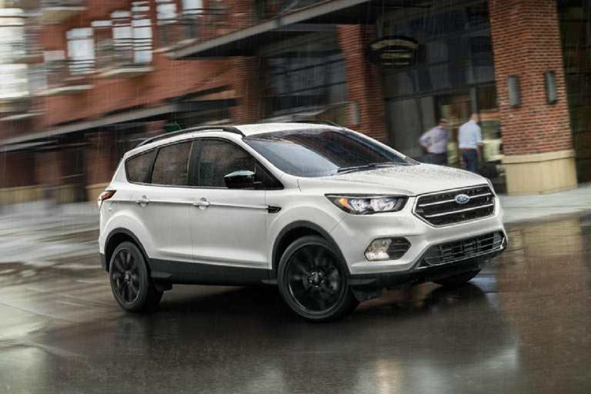 Новый Ford Escape построят на новой платформе