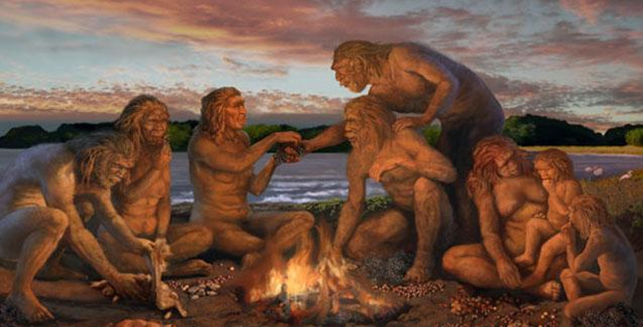 early man a modern man