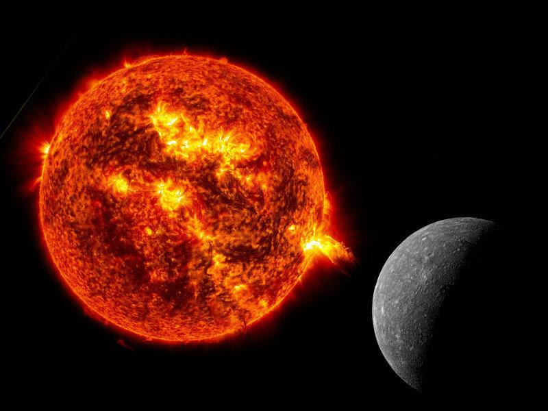 Солнечный ветер позволит больше узнать о планетах
