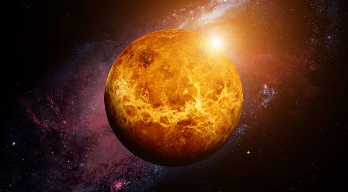 Картинки из космоса венера