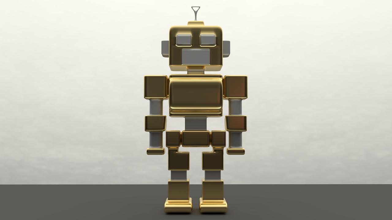 Ученые работают над созданием робота нового поколения
