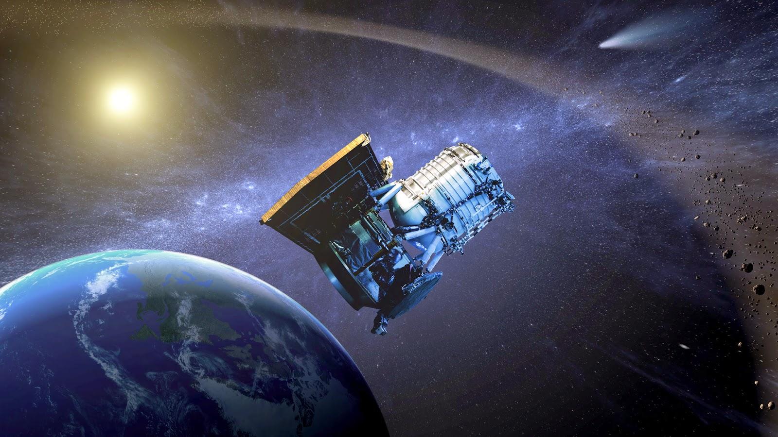 kepler spacecraft discoveries - HD1600×900