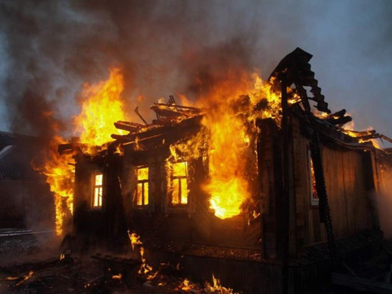 Пожар в кургане на товарной11
