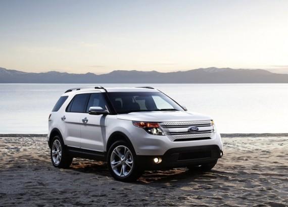 Начались продажи обновлённого автомобиля Ford Explorer