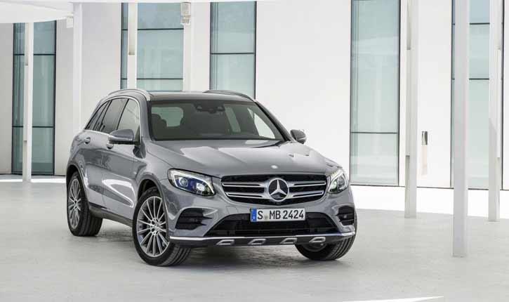 К 2018 году компания Mercedes Benz создаст новый кроссовер