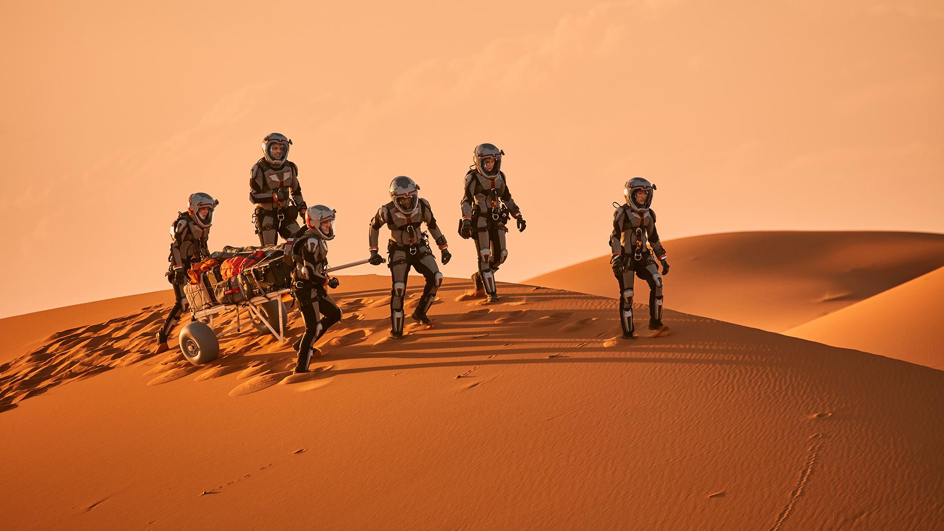 Уфологи уверены: инопланетяне не допустят заселение Марса