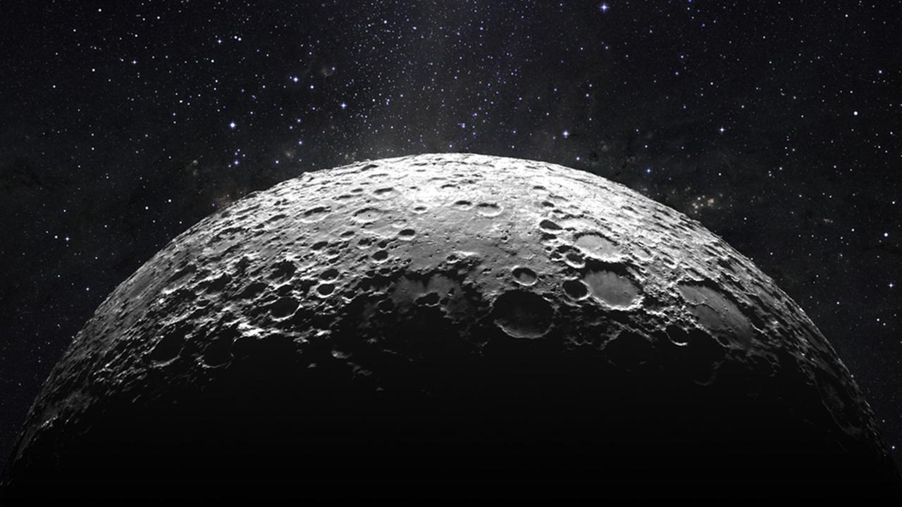 Европейские ученые изготовили лунные кирпичи