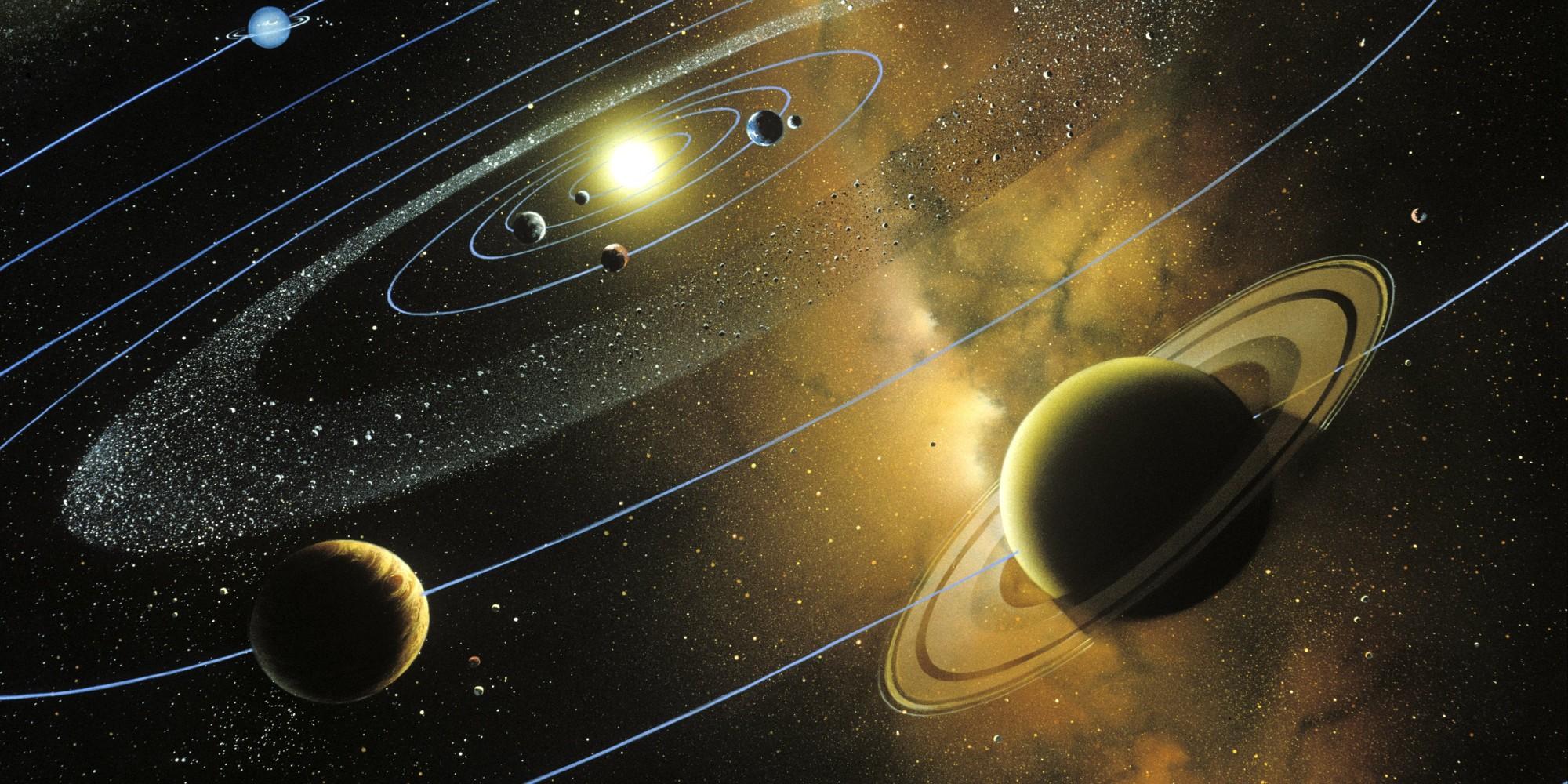 Ученые: За орбитой Нептуна обнаружен древний астероид-изгнанник
