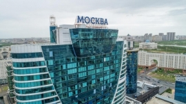 Moskva Business Centre – unique multifunctional complex in heart of Astana